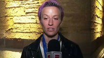Megan Rapinoe, Rose Lavelle share emotions of World Cup Final victory _ 2019 Women's World Cup