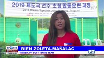 PH soft tennis team, maraming natutunan sa training camp