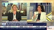 """""""L'Autorité de la Concurrence veut soutenir les lanceurs d'alerte"""", Isabelle de Silva - 10/07"""