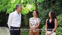"""Entretien avec Eva Janadin et Anne-Sophie Monsinay suite à la parution de l'étude """"Une mosquée mixte pour un islam spirituel et progressiste"""" en anglais et en arabe"""