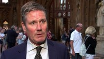 Keir Starmer: Labour isn't institutionally anti-Semitic