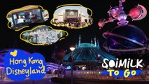 Simile To Go : Hong Kong Disneyland