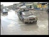 Haïti.- Les rues de martissant, 4ème Avenue Bolosse sont inondées