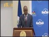 Palais National / Conseil national de coordination des médias d'Etat et de service public