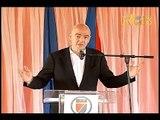 Visite du président de la FIFA Gianni Infantino en Haïti