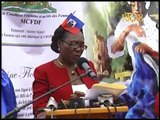 Ministère à la condition féminine et aux droits des femmes / Marche pacifique