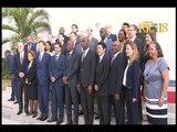 Le Président Jovenel Moïse a reçu une délégation du Conseil de sécurité des Nations Unies.