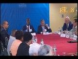 Haiti.- Réunion du comité d'efficacité de l'aide du 16 juin 2017