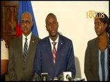 Le Président Jovenel Moïse est de retour dans le pays, après une visite de 3 jours aux États-Unis