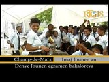 Haïti.- Déroulement de la dernière Journée des examens du baccalauréat