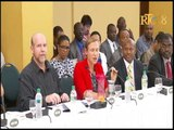 Le Ministère de la Santé Publique et les bailleurs de fonds ont organisé une rencontre