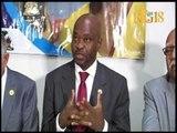 Haïti.- Service de l Immigration et de l'Emigration / Conférence de presse