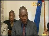 Ministère de l'Education Nationale et de la Formation Professionnelle / Conférence de presse