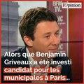 Municipales à Paris: après l'investiture de Benjamin Griveaux, Cédric Villani laisse planer le doute sur ses intentions