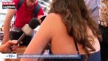Lyon : L'incroyable témoignage d'une femme qui a accouché seule à l'hôpital (Vidéo)