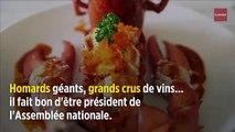 François de Rugy épinglé pour des dîners luxueux à l'hôtel de Lassay