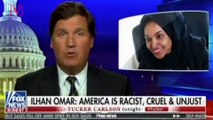 Tucker Carlson Says Ilhan Omar is 'Living Proof' Our Immigration System 'Has Become Dangerous To This Country'
