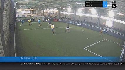 But de Equipe 1 (3-0) - Equipe 1 Vs Equipe 2 - 10/07/19 12:13 - Loisir Colomiers (LeFive)