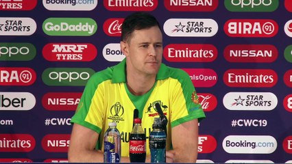 Post Match Press Conference England vs Australia - ICC Cricket World Cup 2019
