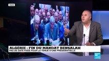 Fin du mandat de Bensalah : l'Algérie plonge dans le vide