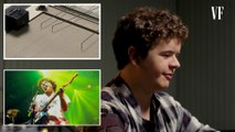 Stranger Things' Gaten Matarazzo Takes a Lie Detector Test