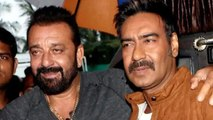 Ajay Devgn and Sanjay Dutt Come Together For The Filming Of Bhuj: The Pride of India