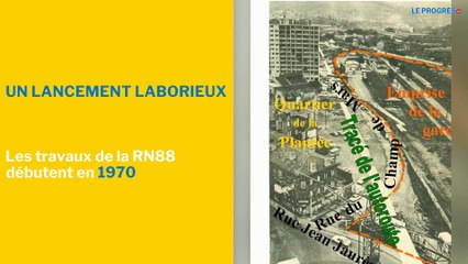 L'autoroute à Firminy: 50 ans d'histoire(s)