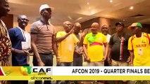 AFCON Daily: Quarter final matches begin [Episode 11]