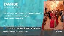 L'agenda du week-end - 13 et 14 juillet 2019