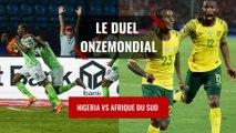 CAN 2019 : le match Nigeria - Afrique du Sud en chiffres