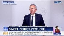 """François de Rugy: """"J'ai toujours agi pour plus de transparence"""""""