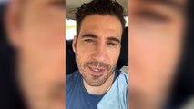Miguel Ángel Silvestre reflexiona sobre el perdón