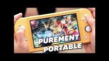 Nintendo dévoile sa Switch Lite 100% portable