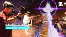 Mejor experiencia VR: El test de supervivencia