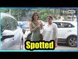 Hot Kriti Sanon spotted in Juhu