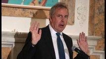 Démission de l'ambassadeur britannique aux Etats-unis