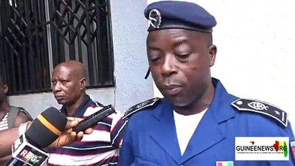 Guinée: un présumé escroc ivoirien mis aux arrêts par les hommes de Tiégboro