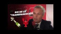 François de Rugy, champion de la transparence rattrapé par la polémique des homards