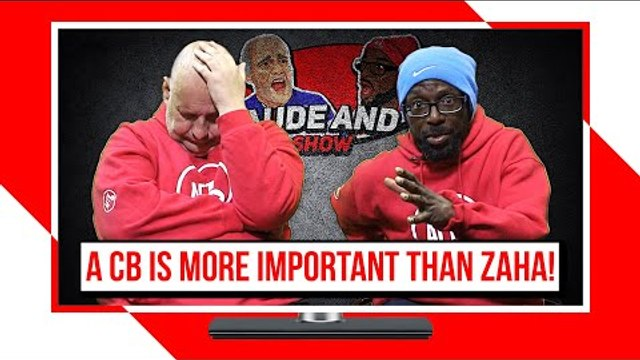 Getting A Centre Back Is More Important Than Zaha!! | Claude & Ty Show