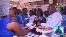 RTB - Exposition des produits Burkinabè lors de la journée de la promotion économique et commerciale du Burkina Faso à Dakar au Sénégal