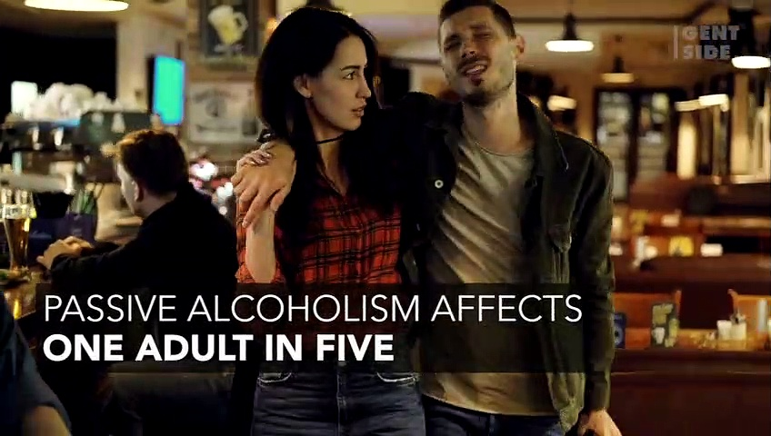 Passive Alcoholism Affects One In Five Adults