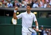 Wimbledon : Djokovic fait craquer Goffin