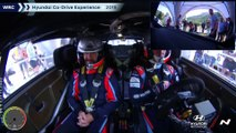 On monte en voiture avec Sébastien Loeb mais...