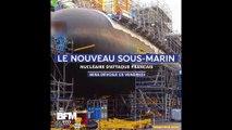 Ce qu'il faut savoir sur le Suffren, nouveau sous-marin nucléaire d'attaque français ⤵