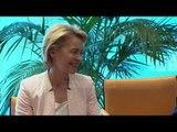 Ursula von der Leyen në kërkim për vota për të siguruar postin e kreut të KE