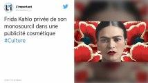 La marque cosmétique Ulta Beauty critiquée pour avoir retouché l'image de Frida Kahlo