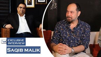 Omair Alavi Ft. Saqib Malik - Exclusive Interview with Saqib Malik