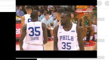 Kevin Durant Impersonator Makes NBA Debut With Sixers In 2019 Summer League!