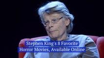 The Horror Master Loves These Horror Films