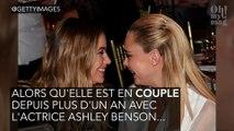 """Cara Delevingne s'est fiancée avec une actrice de la série """"Pretty Little Liars"""" !"""